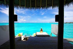 Ocean Water Villa Pool