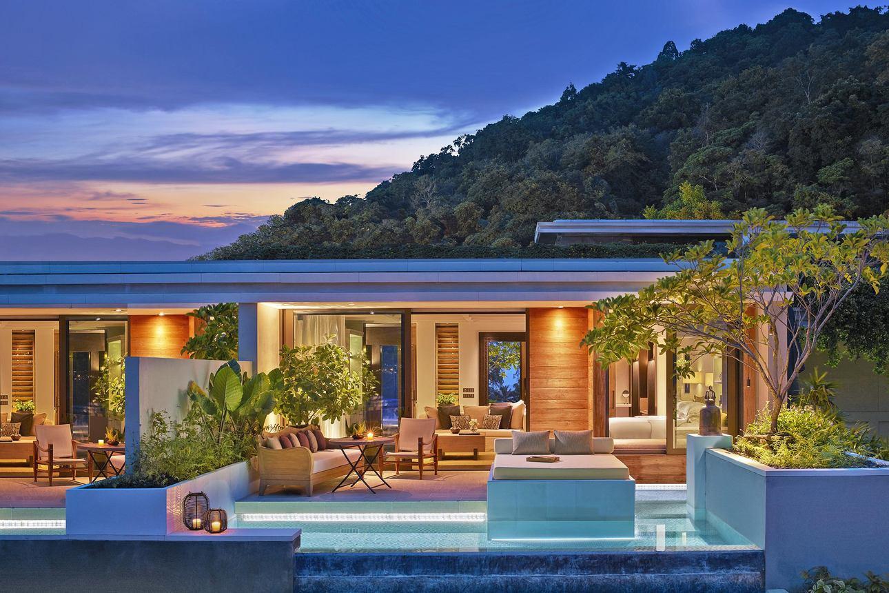 Ocean View Pool Pavilion