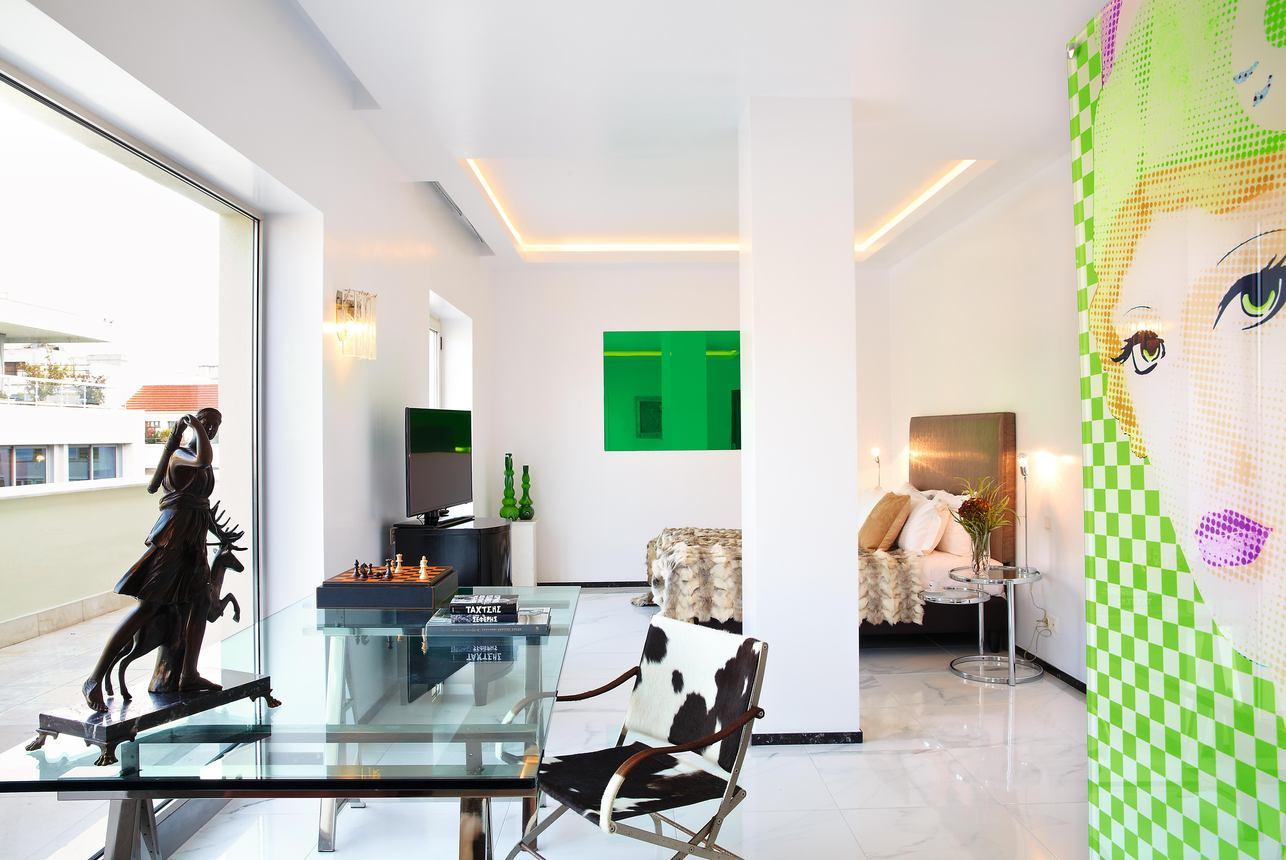 S Loft Suite