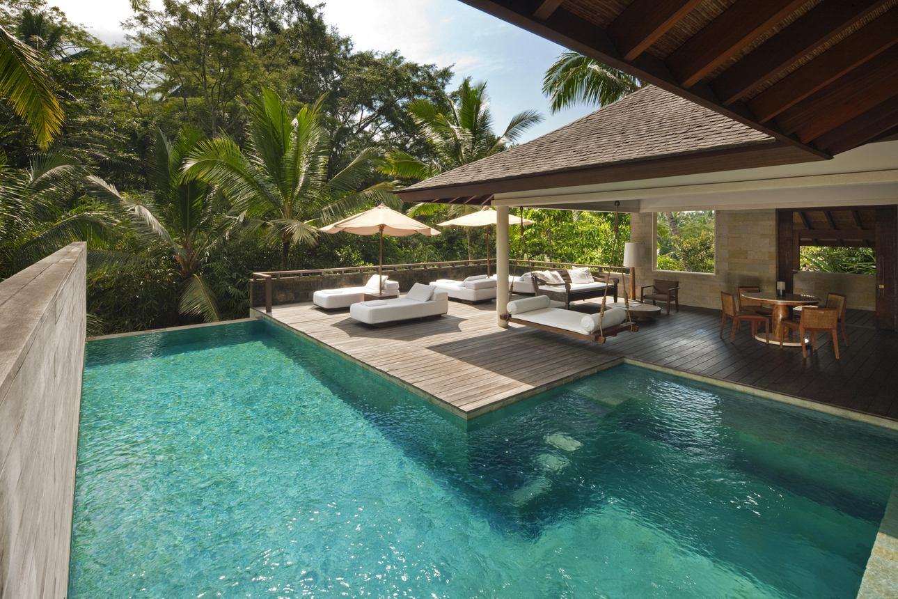 2-slaapkamer Retreat Pool Villa