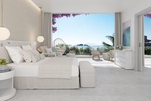 Deluxe (1slaapkamer) Bungalow Suite - Strandzijde