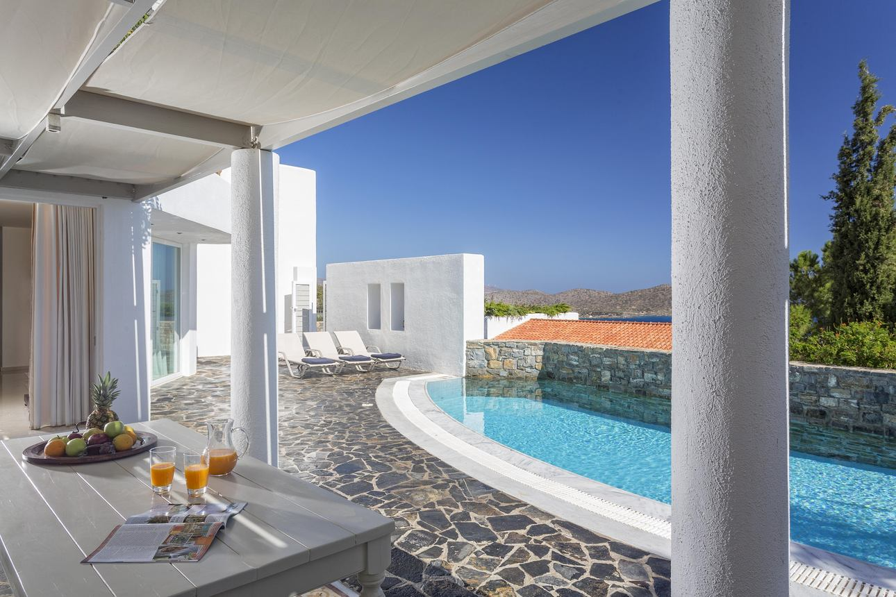Elounda Pool Villa - 2 slaapkamers