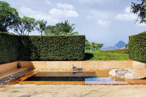 Reserve Pool Villa zeezicht