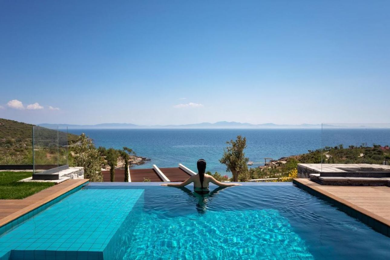Master Suite met privé zwembad & Zeezicht
