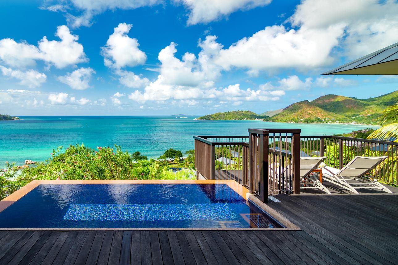 Panoramic Pool Villa 1-slaapkamer