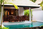 Beachfront Pool Villa - 1 slaapkamer