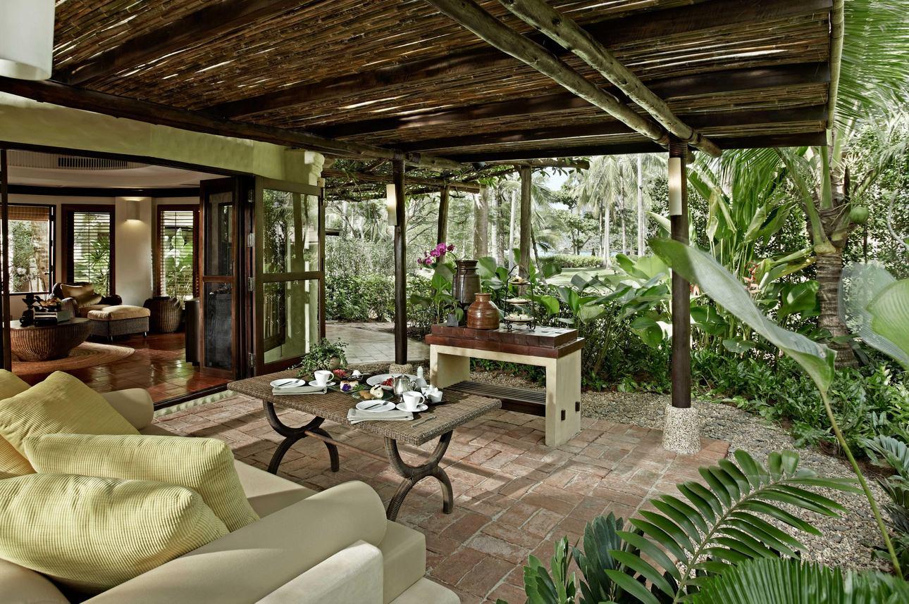 Terrace Pavilion
