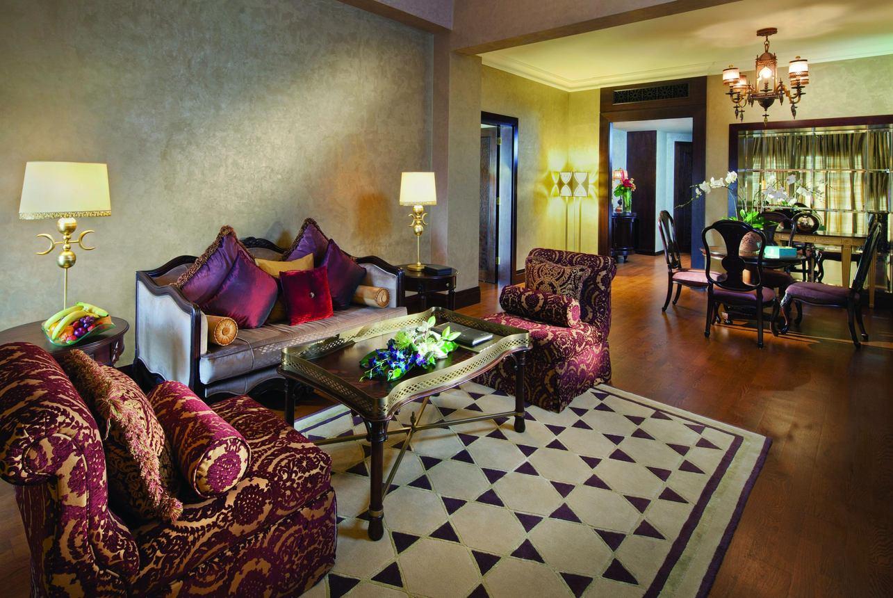 Driekamer Imperial Suite