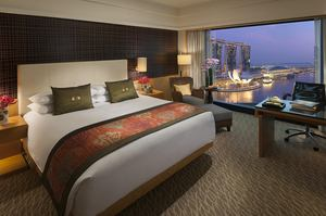 Club Marina Bay View Kamer