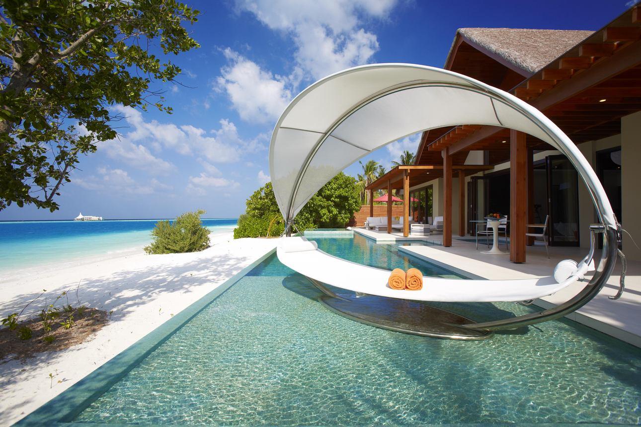 Beach Pool Pavilion 2-slaapkamers