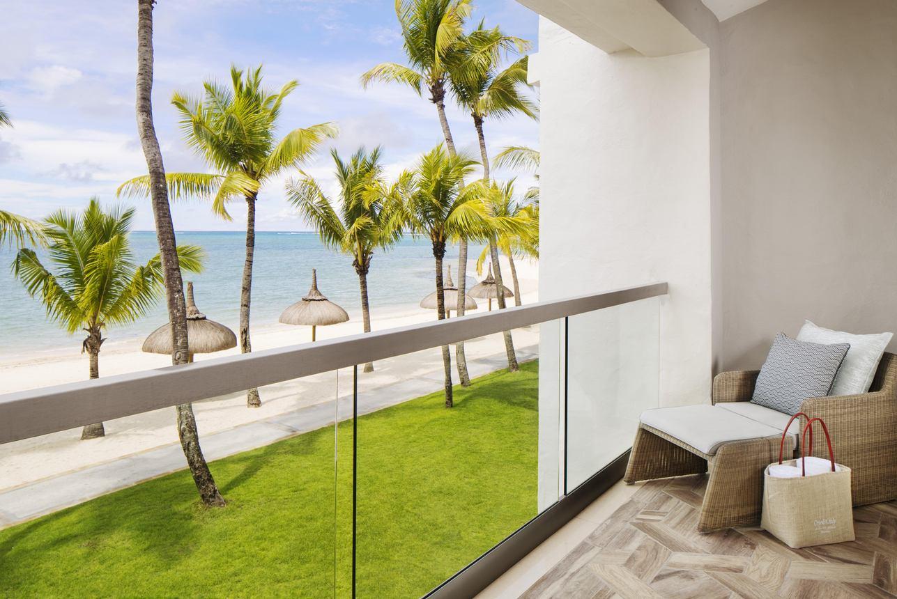 Beach Front Balcony Kamer