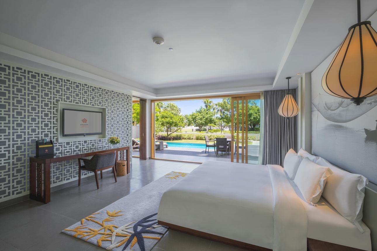 Courtyard Pool Suite - 2 slaapkamers
