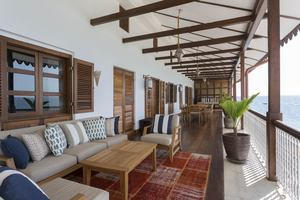 Bahari Terrace Suite