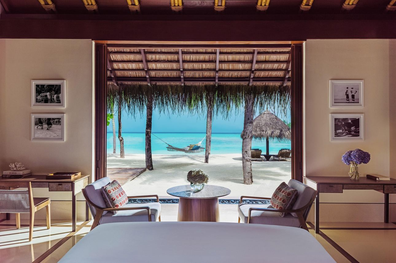 Beach Villa