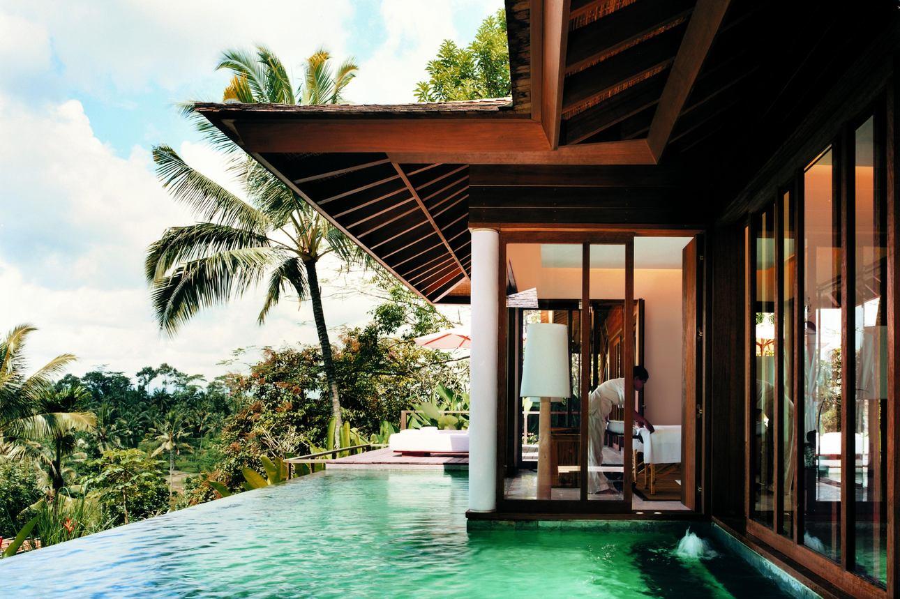 1-slaapkamer Retreat Pool Villa