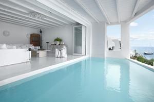 Royal Blu Mansion Mykonos Royal Villa met privézwembad