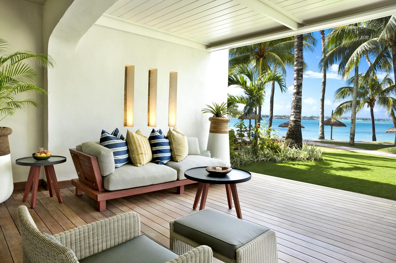 Beach Front Balcony Suite