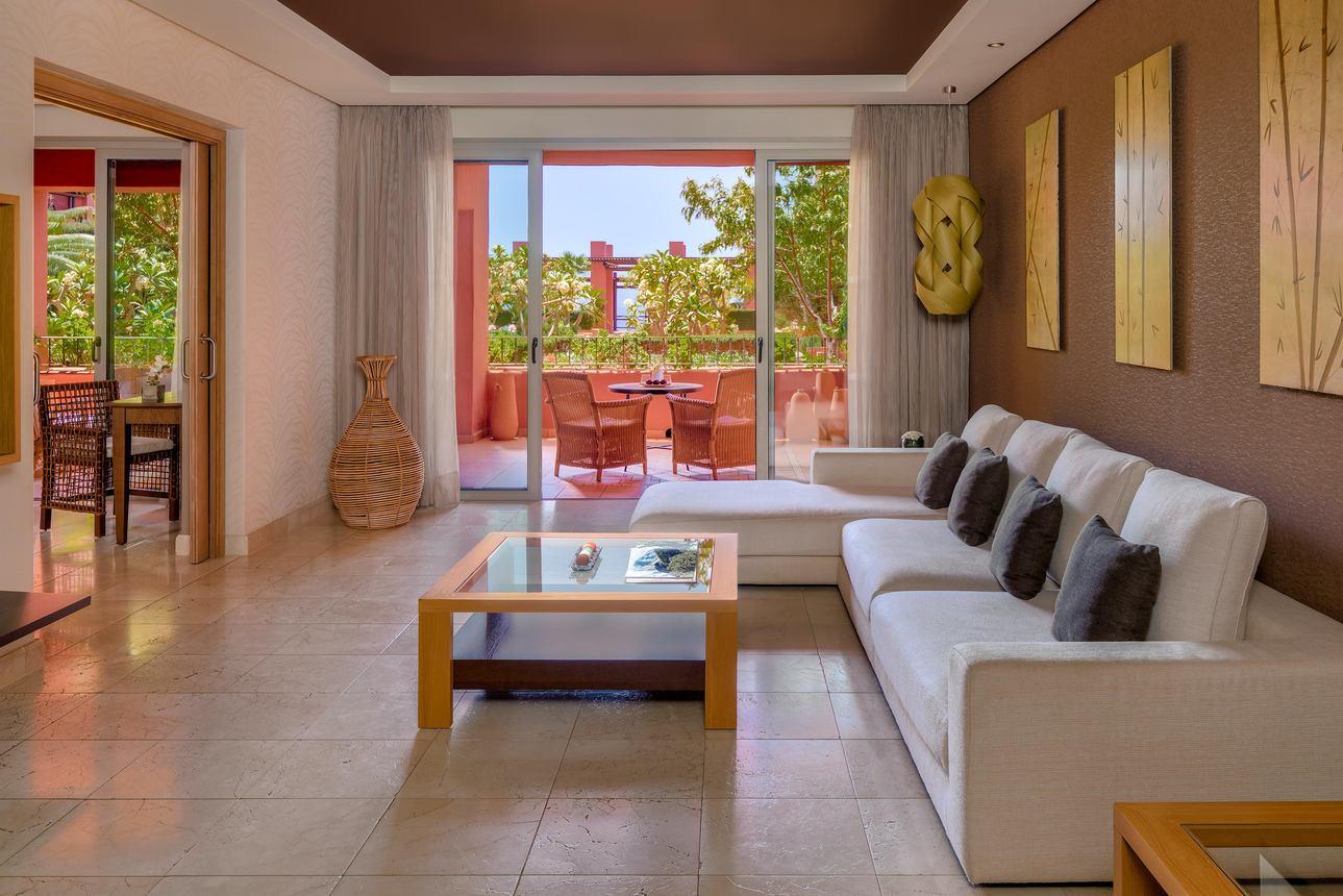 Suite Resortzicht