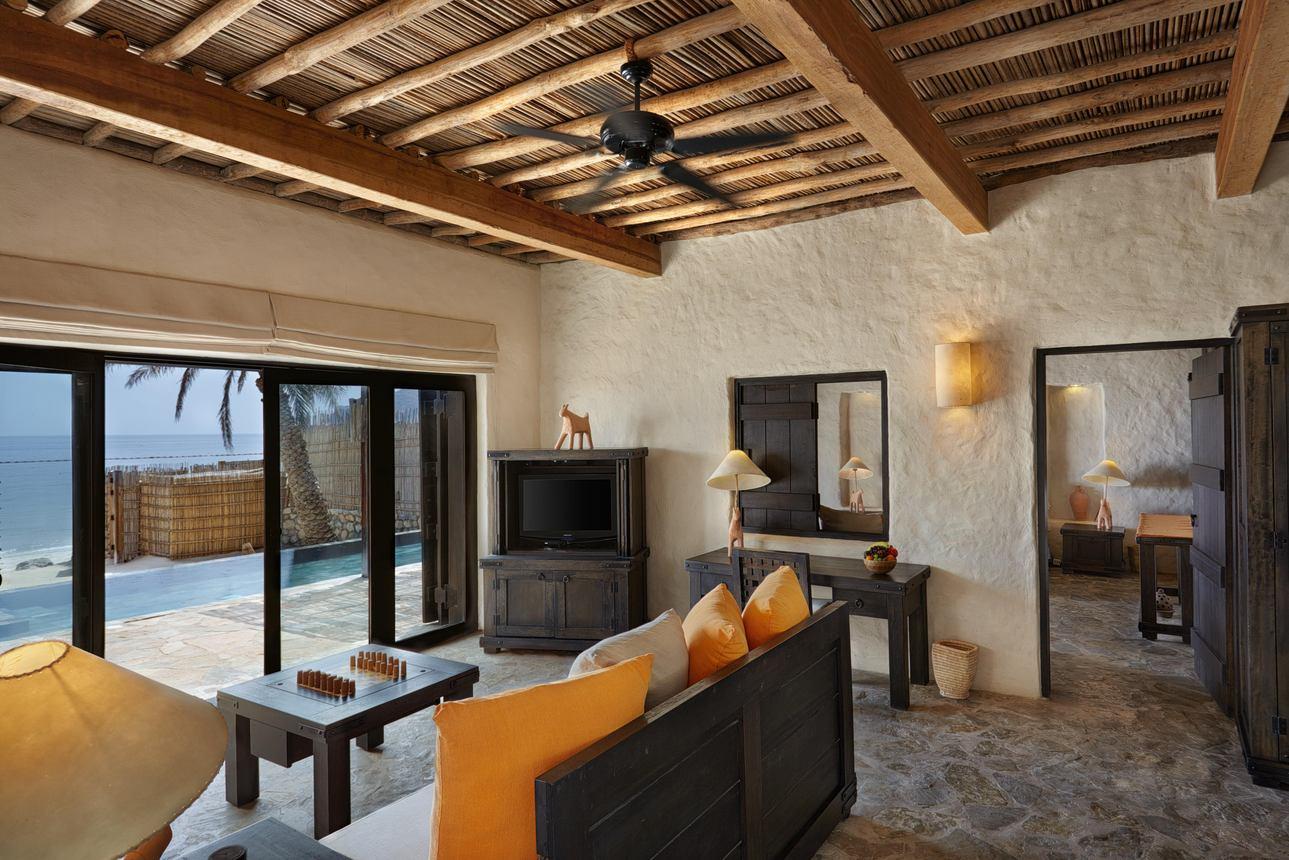 Zighy Spa Pool Villa Suite Beach Front 2-slaapkamers