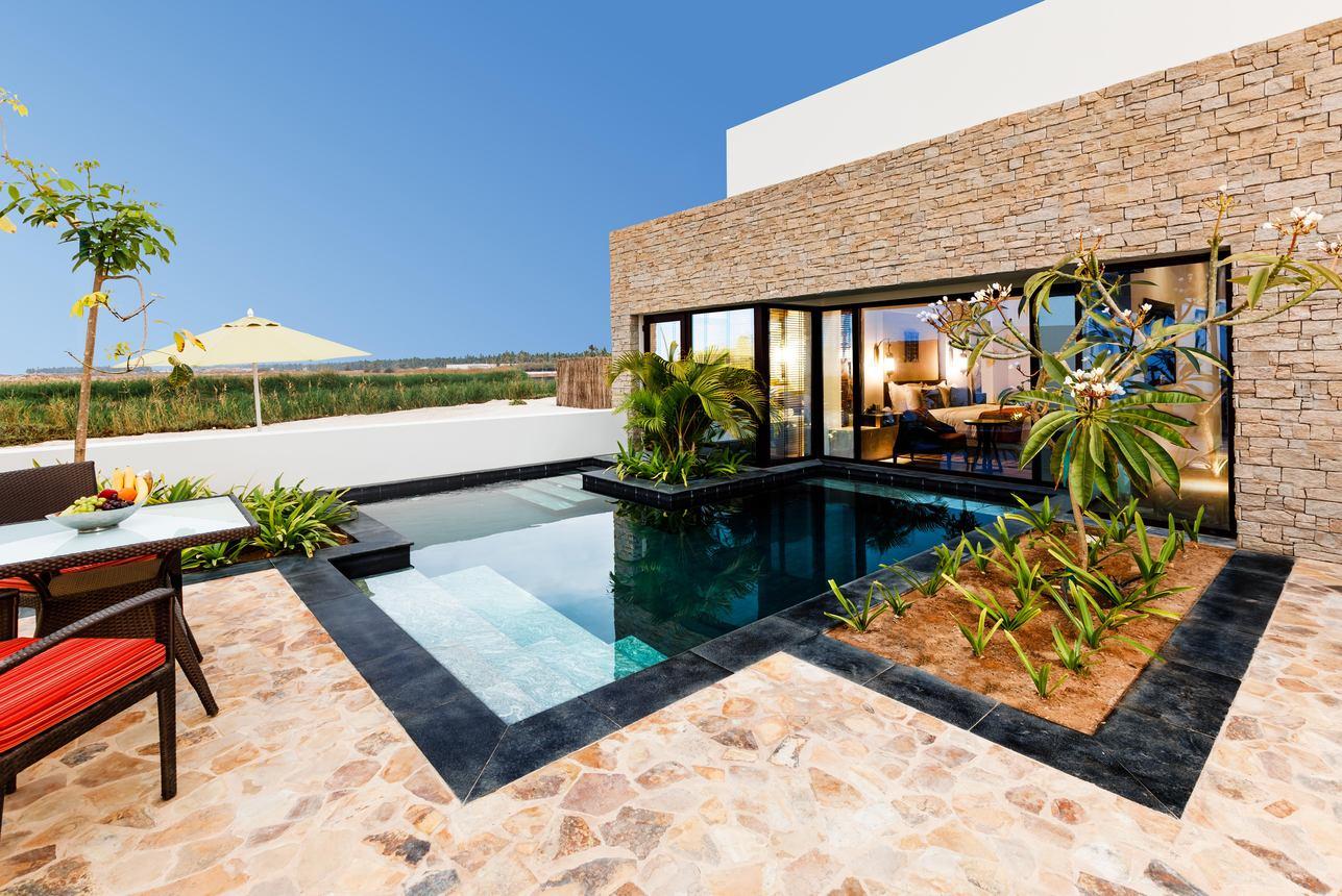 Lagoon Pool Villa 1-slaapkamer