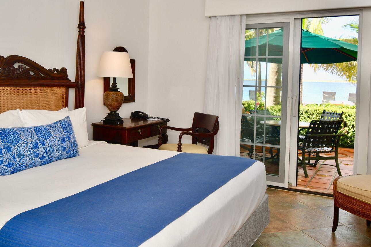 2-slaapkamer Premier Beachfront Suite Begane Grond