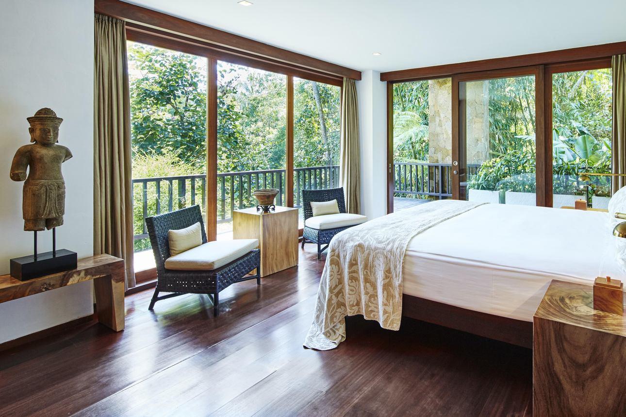 2-slaapkamer Private Villa