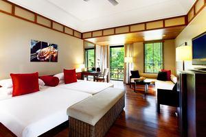 Deluxe Rainforest Kamer