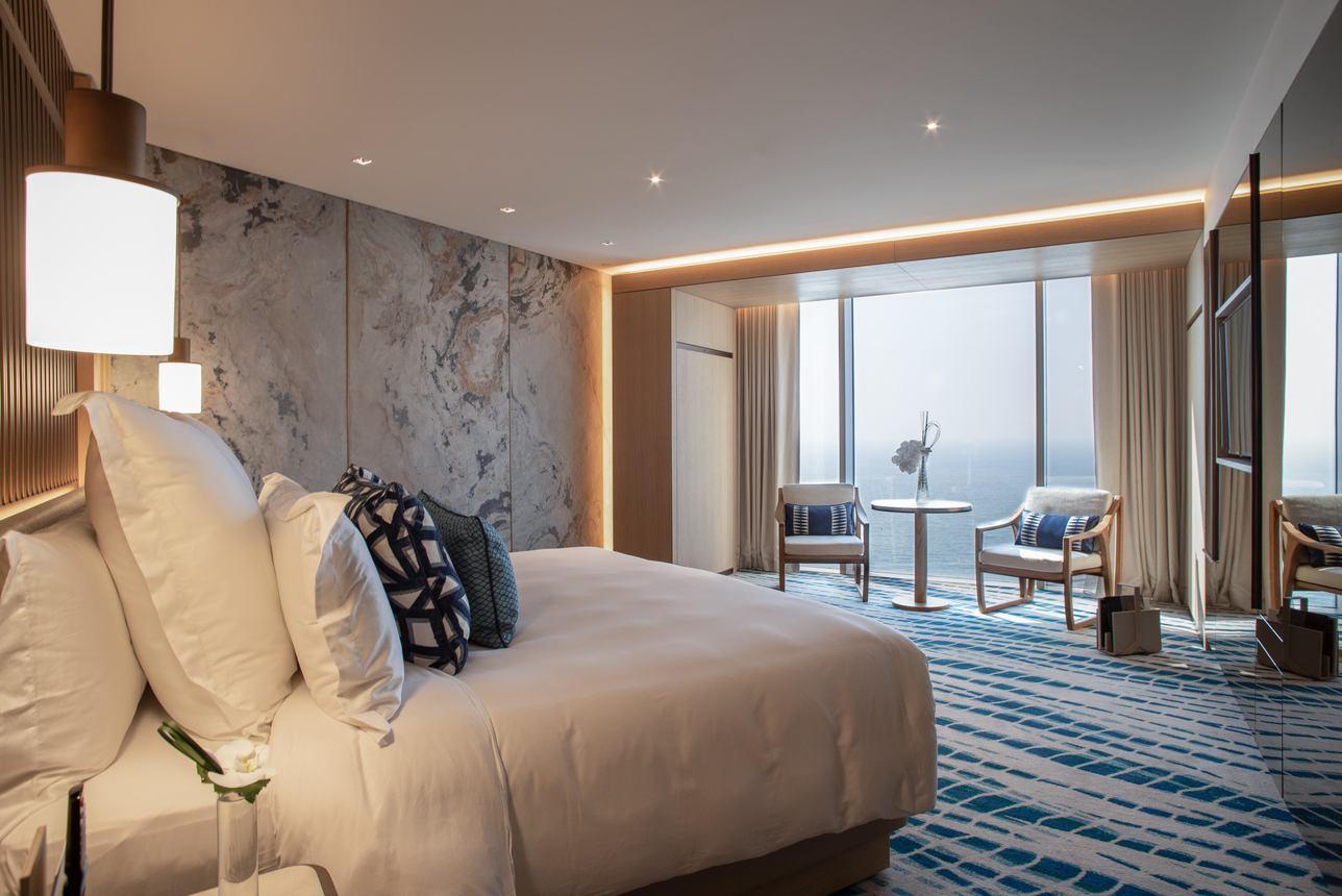 Oceanview Deluxe Balcony Kamer
