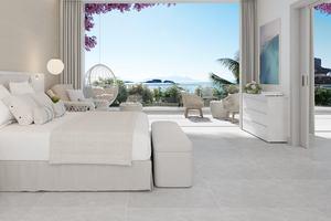 Deluxe (2 slaapkamers) Bungalow Suite - Strandzijde