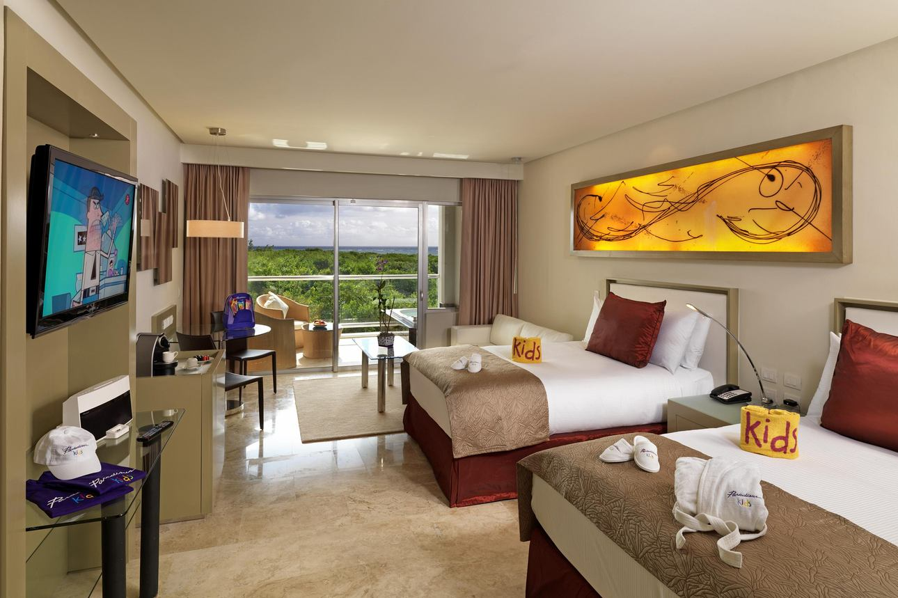 Family Concierge Paradisus Junior Suite