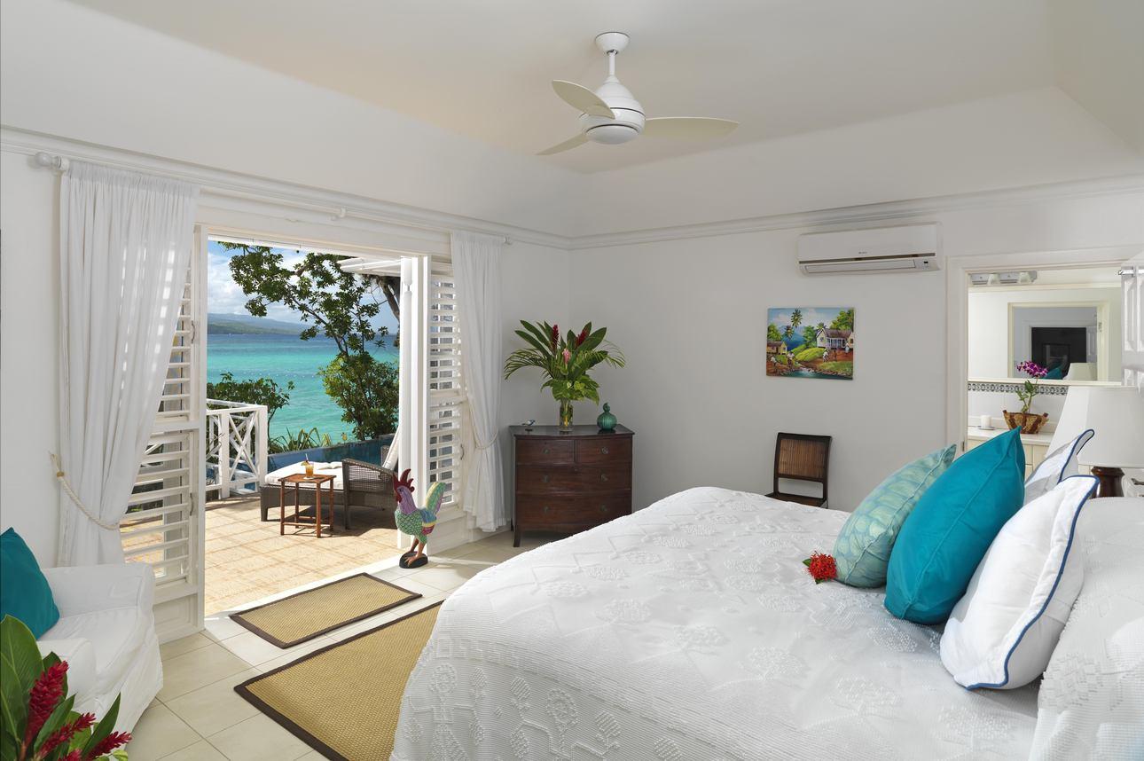 Pool Cottage - 1 slaapkamer