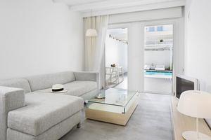 Maisonette (1 slaapkamer) met privézwembad