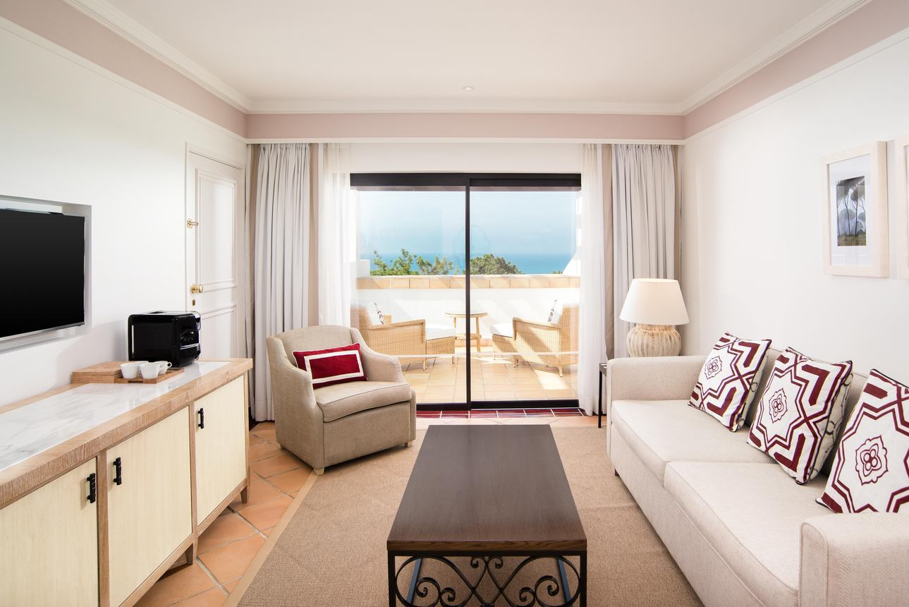 Duplex Suite Resortzicht