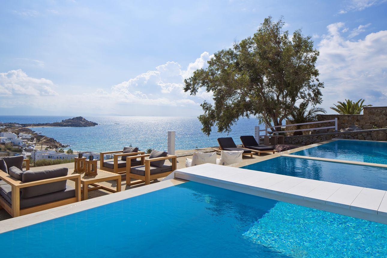 Villa - 4 slaapkamers met privezwembad