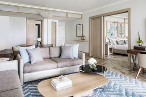 2-slaapkamer Ocean Suite