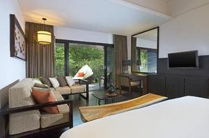 Luxury Garden Terrace kamer
