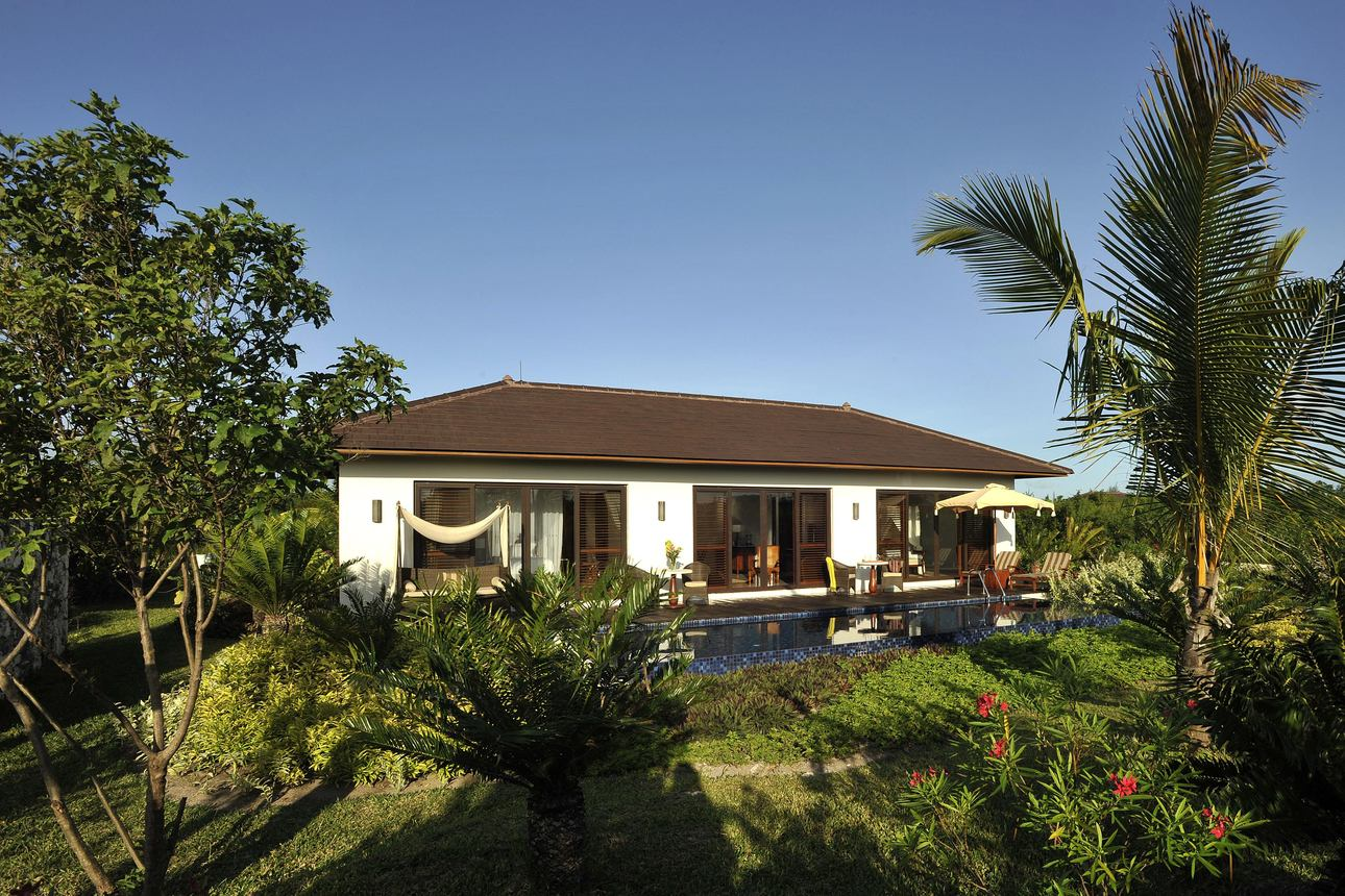 Frangipani Garden Pool Villa