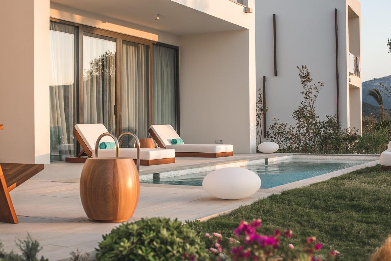 Ultra Suite met privé zwembad