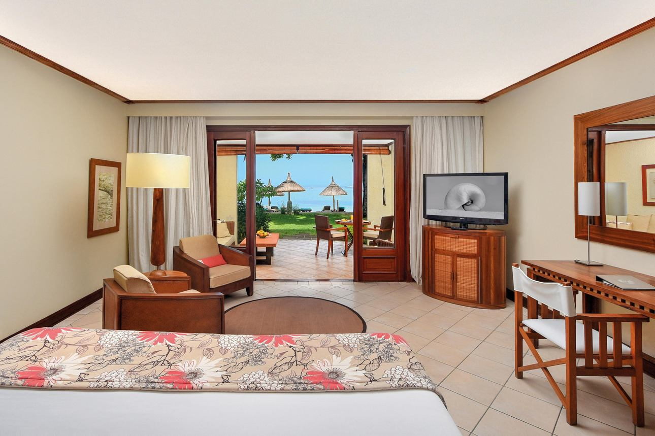 Tropical Beach Front Kamer