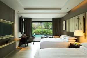Deluxe Pool Terrace Kamer