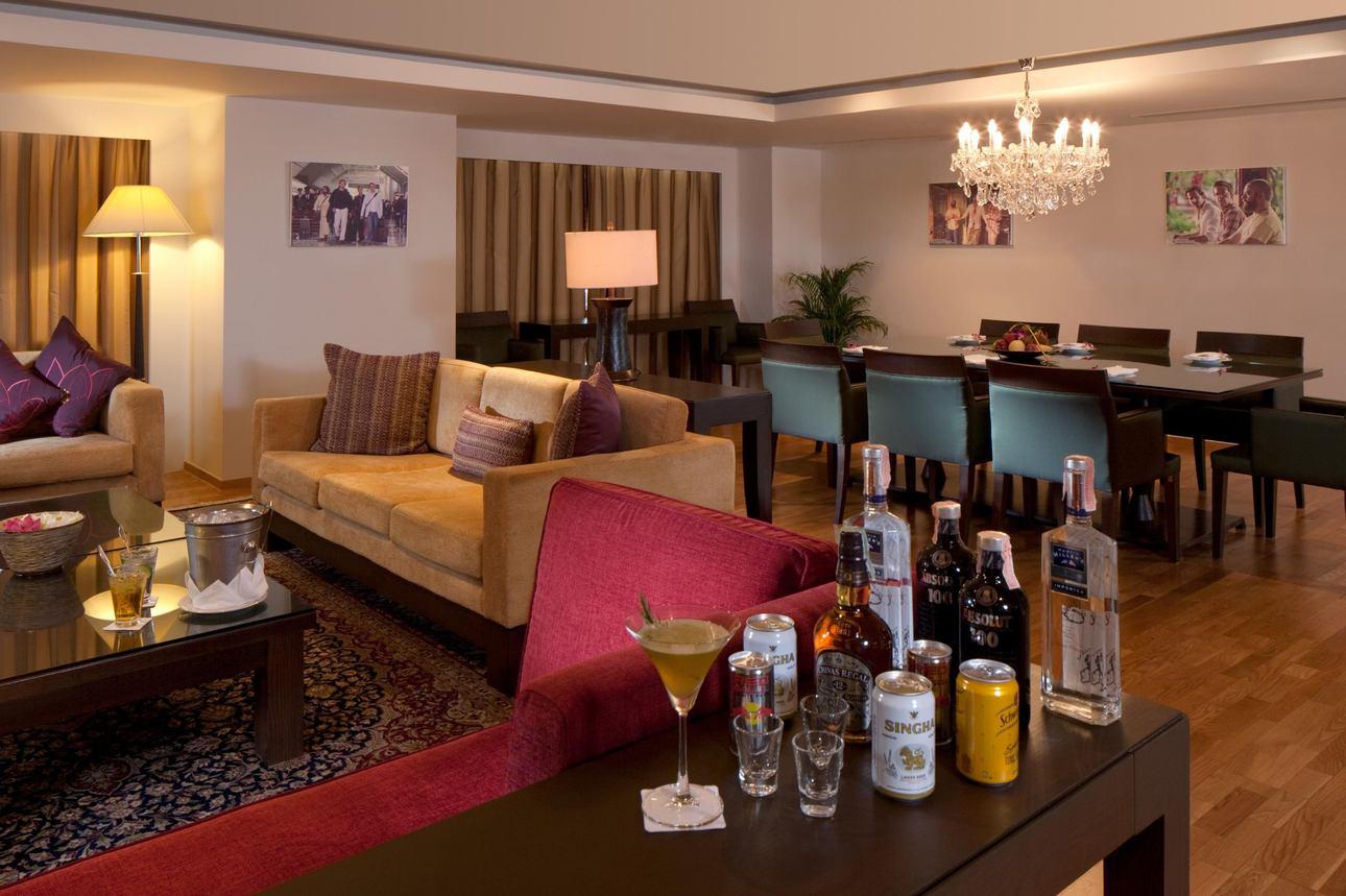 Tower Club Lebua Suite - 3 slaapkamers