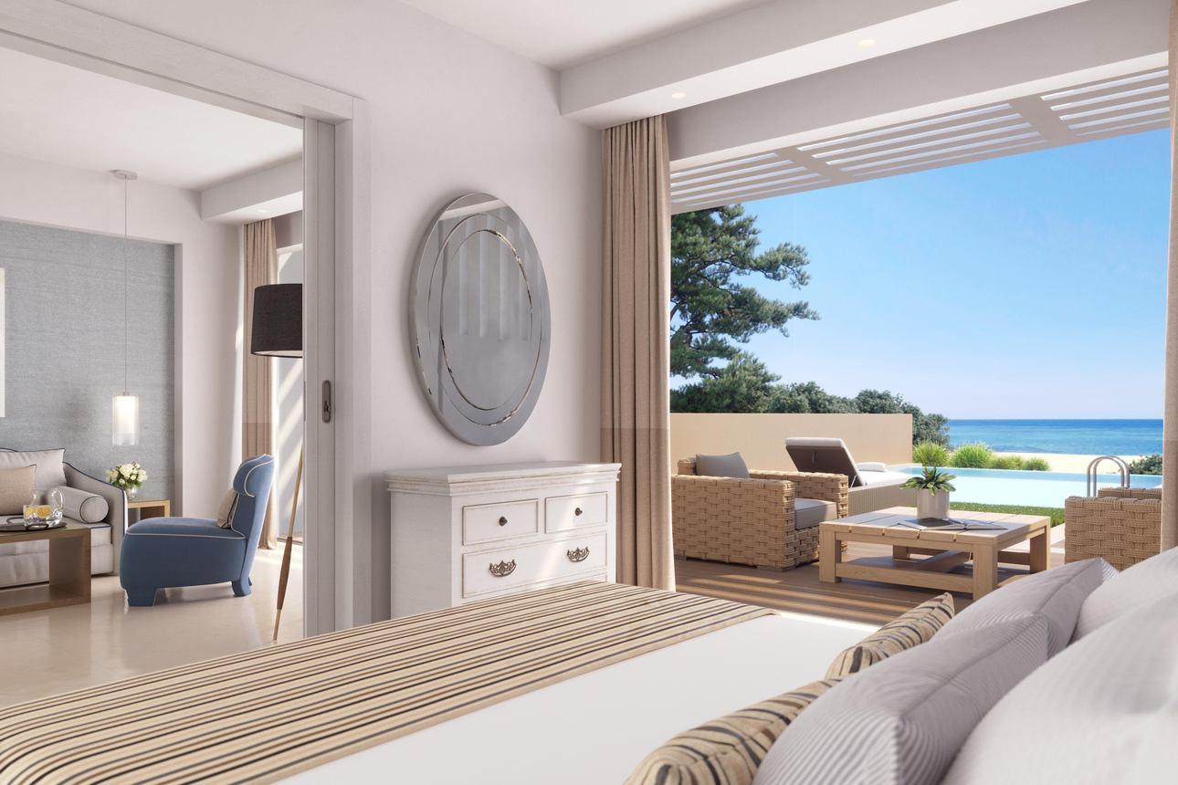 Deluxe Pool Suite - 1 slaapkamer