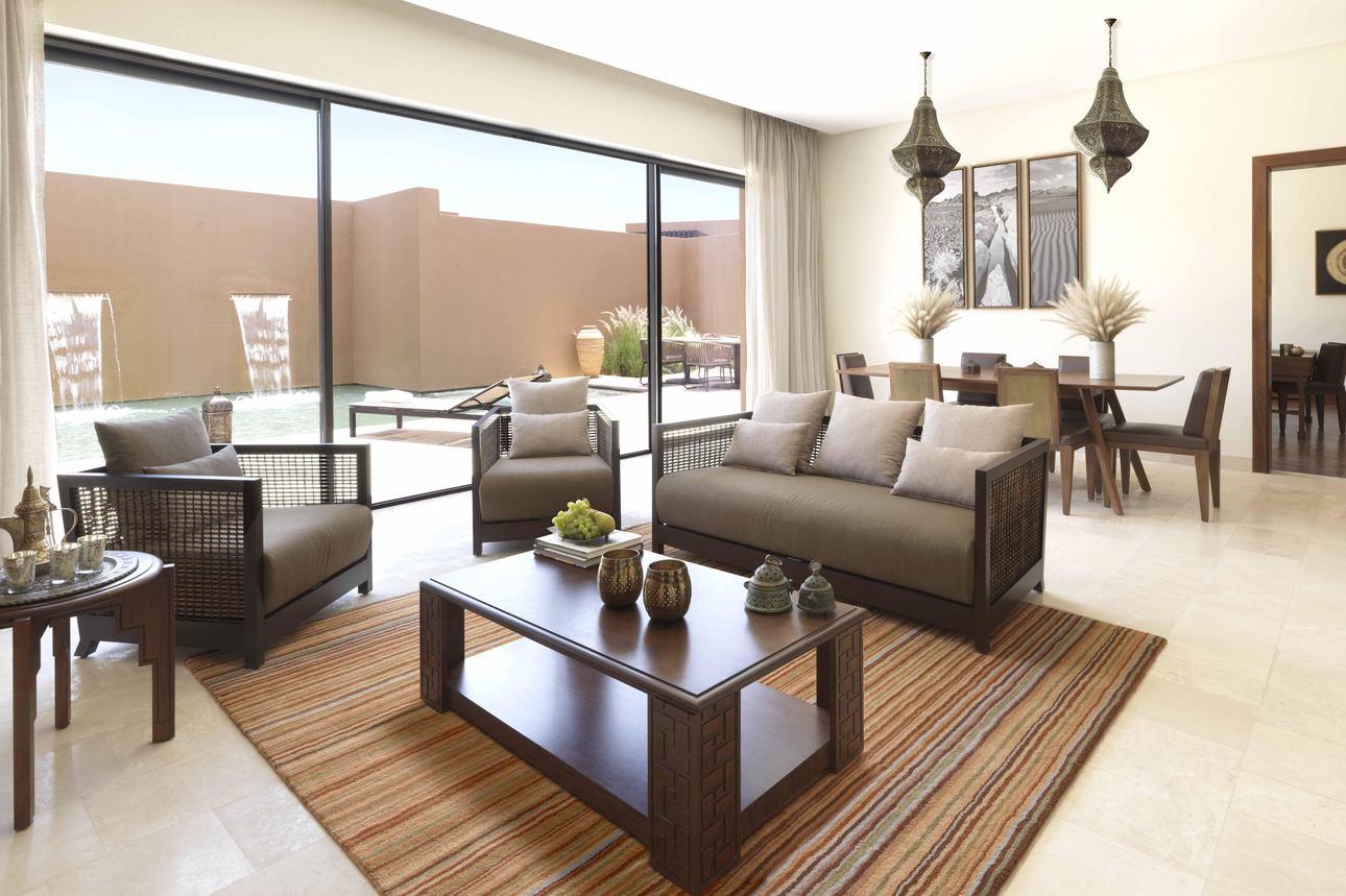 Garden Pool Villa - 2 slaapkamers