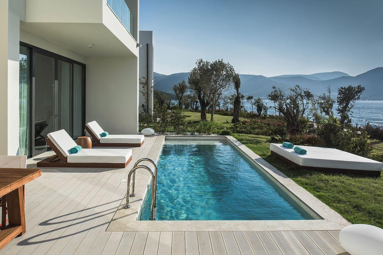 Ultimate Suite met privé zwembad