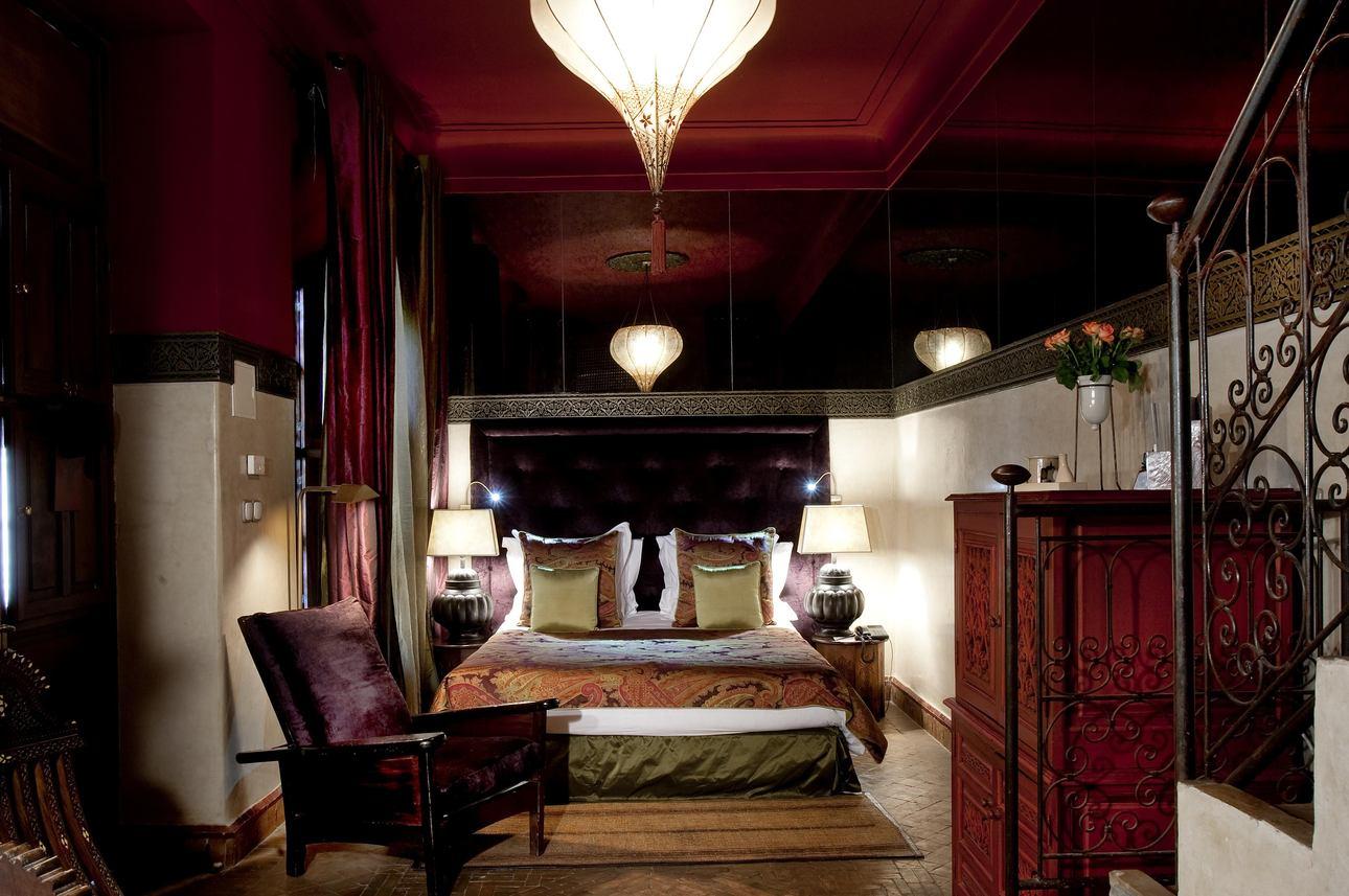 Deluxe Terrace Kamer