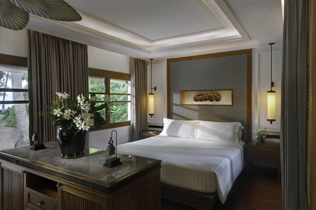 Grand Deluxe Beachfront Villa - 2 slaapkamers, met privezwembad