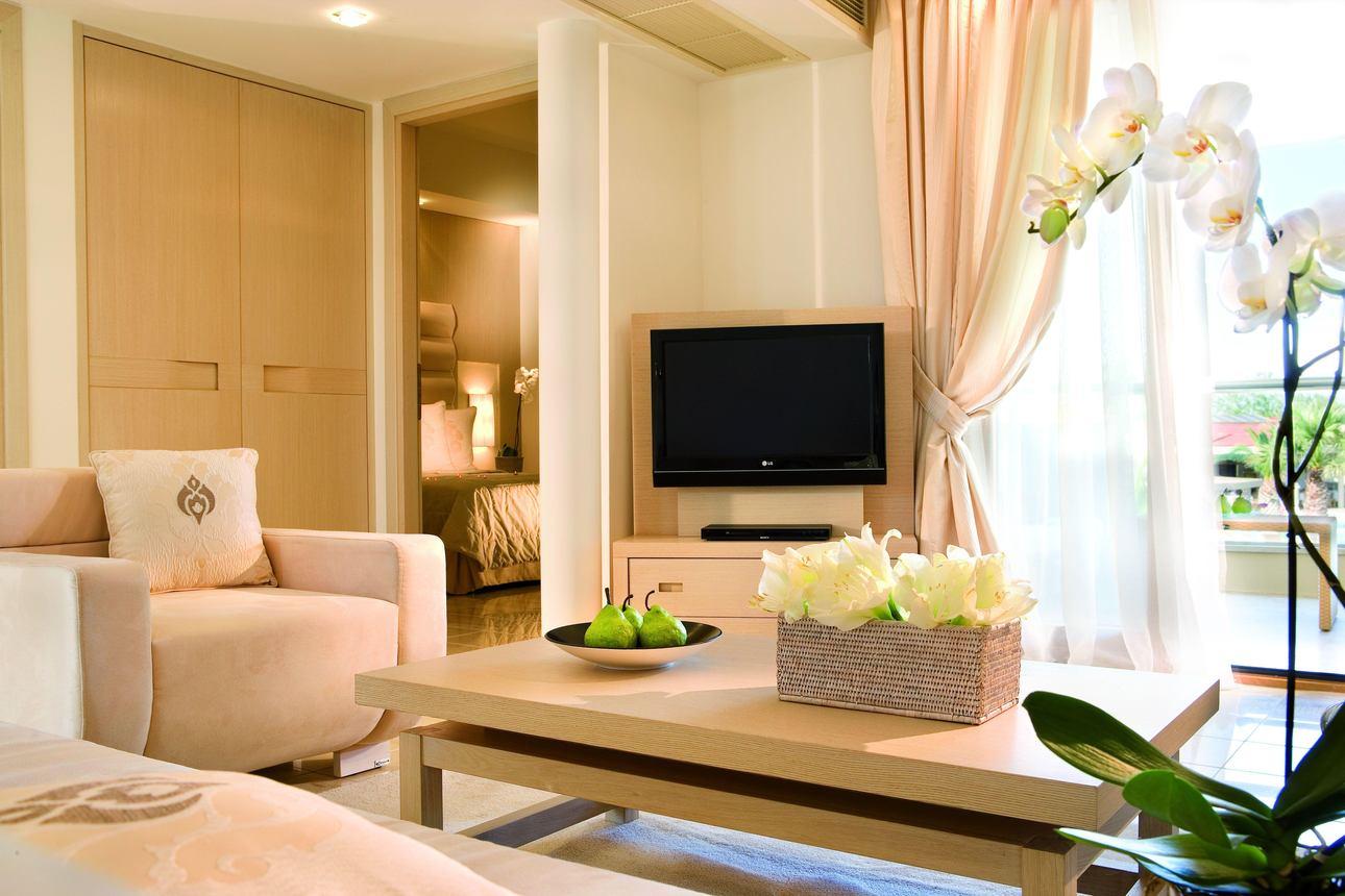 Suite 1e verdieping Tuinzicht