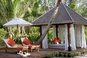 Beach Front Spa Cottage