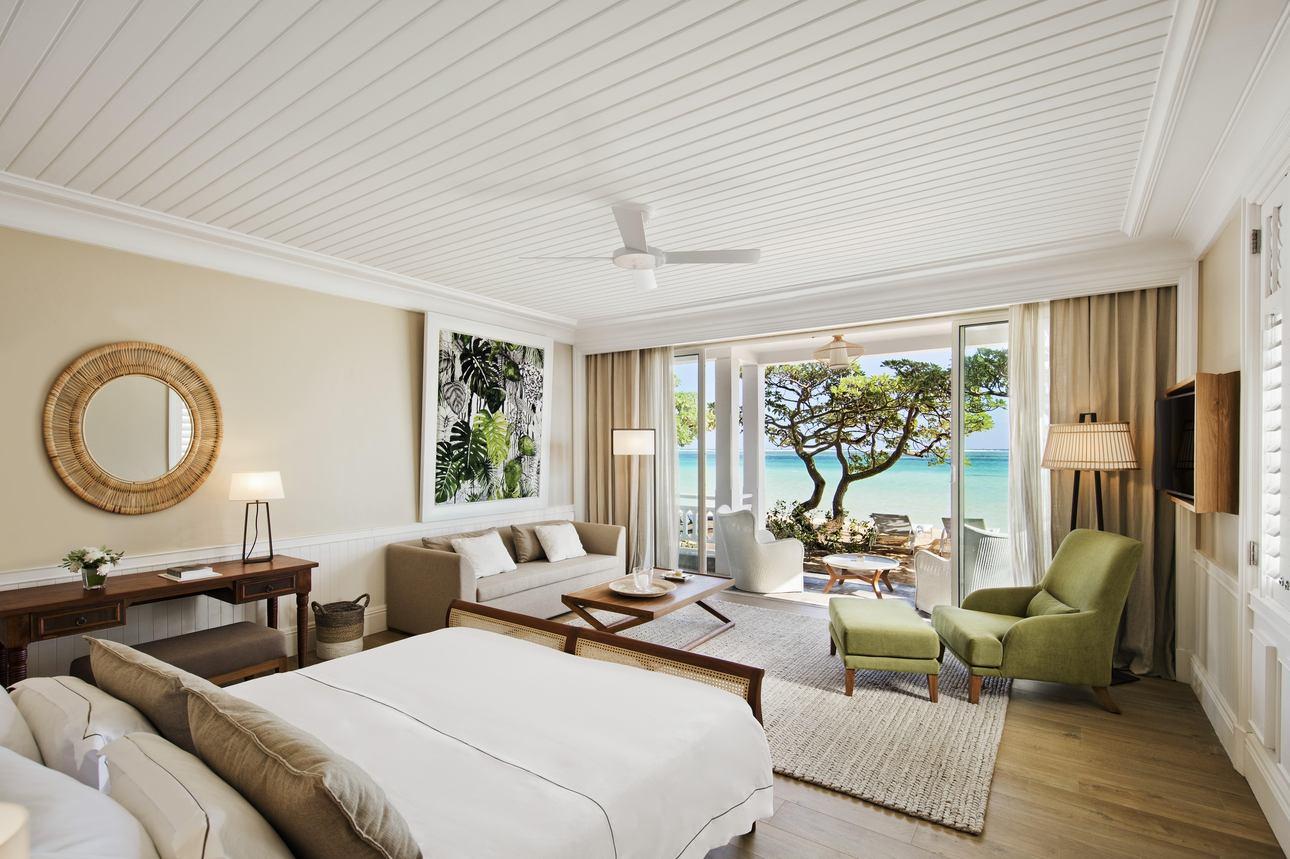 Beach Front Suite