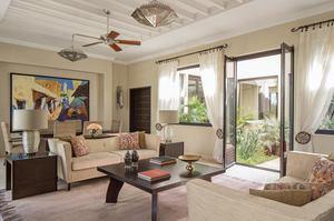 Tweekamer Villa met plungepool (Ex Grand Pavilion Suite)